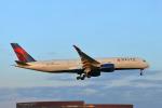 szkkjさんが、成田国際空港で撮影したデルタ航空 A350-941XWBの航空フォト(写真)