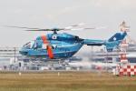 Wings Flapさんが、成田国際空港で撮影した千葉県警察 BK117C-1の航空フォト(写真)