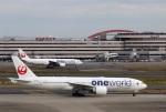 ハム太郎。さんが、羽田空港で撮影した日本航空 777-246/ERの航空フォト(写真)