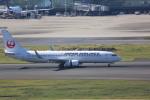 meijeanさんが、羽田空港で撮影した日本航空 737-846の航空フォト(写真)
