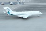 OMAさんが、羽田空港で撮影したウィルミントン・トラスト・カンパニー BD-700 Global Express/5000/6000の航空フォト(飛行機 写真・画像)