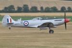 MOR1(新アカウント)さんが、ダックスフォード飛行場で撮影したuntitled 394 Spitfire FR18Eの航空フォト(写真)