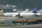 pringlesさんが、香港国際空港で撮影したエア・アスタナ 767-3KY/ERの航空フォト(写真)