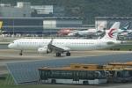 pringlesさんが、香港国際空港で撮影した中国東方航空 A321-211の航空フォト(写真)
