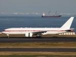 SK51Aさんが、羽田空港で撮影したアミリ フライト 777-2AN/ERの航空フォト(写真)