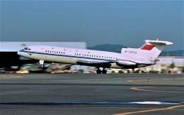 ハミングバードさんが、名古屋飛行場で撮影した中国民用航空局 Tridentの航空フォト(飛行機 写真・画像)