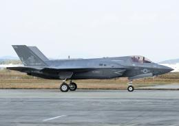 じーく。さんが、築城基地で撮影したアメリカ海兵隊 F-35B Lightning IIの航空フォト(写真)