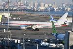 シュウさんが、羽田空港で撮影したアミリ フライト 777-2AN/ERの航空フォト(写真)