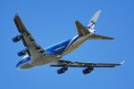ちゃぽんさんが、成田国際空港で撮影したエアブリッジ・カーゴ・エアラインズ 747-46NF/ER/SCDの航空フォト(写真)