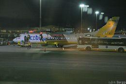 Jin Bergqiさんが、マクタン・セブ国際空港で撮影したセブパシフィック航空 ATR 72-600の航空フォト(飛行機 写真・画像)