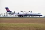 kumagorouさんが、仙台空港で撮影したアイベックスエアラインズ CL-600-2C10 Regional Jet CRJ-702ERの航空フォト(写真)