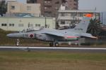 ロボキさんが、名古屋飛行場で撮影した航空自衛隊 T-4の航空フォト(写真)
