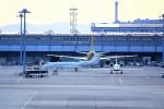 T.Sazenさんが、関西国際空港で撮影した不詳 G500/G550 (G-V)の航空フォト(飛行機 写真・画像)