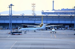 T.Sazenさんが、関西国際空港で撮影した不詳 G500/G550 (G-V)の航空フォト(写真)
