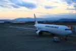 おみずさんが、徳島空港で撮影した日本航空 767-346/ERの航空フォト(写真)