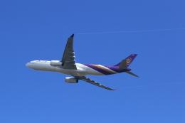多楽さんが、成田国際空港で撮影したタイ国際航空 A330-343Xの航空フォト(写真)