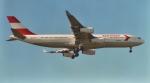 kenko.sさんが、成田国際空港で撮影したオーストリア航空 A340-212の航空フォト(写真)