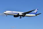 saoya_saodakeさんが、成田国際空港で撮影した全日空 767-381/ERの航空フォト(飛行機 写真・画像)