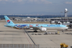 SKYLINEさんが、関西国際空港で撮影した大韓航空 777-3B5/ERの航空フォト(写真)