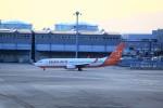 T.Sazenさんが、関西国際空港で撮影したチェジュ航空 737-8GJの航空フォト(写真)