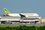 まいけるさんが、スワンナプーム国際空港で撮影したエチオピア航空 767-33A/ERの航空フォト(写真)