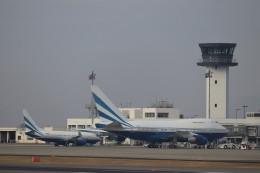 musashiさんが、高松空港で撮影したラスベガス サンズ 747SP-31の航空フォト(写真)