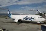 BOSTONさんが、ジョン・F・ケネディ国際空港で撮影したアラスカ航空 737-890の航空フォト(写真)