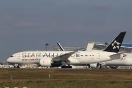 多楽さんが、成田国際空港で撮影したエア・インディア 787-8 Dreamlinerの航空フォト(写真)