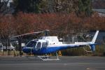 りゅうさんさんが、調布飛行場で撮影した東邦航空 AS350B3 Ecureuilの航空フォト(写真)