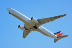 ちゃぽんさんが、成田国際空港で撮影したフィリピン航空 A330-343Xの航空フォト(写真)