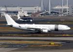voyagerさんが、羽田空港で撮影したカタールアミリフライト A330-202の航空フォト(飛行機 写真・画像)