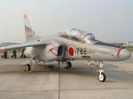 けろんさんが、静浜飛行場で撮影した航空自衛隊 T-4の航空フォト(写真)