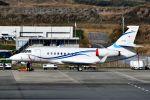 bestguyさんが、静岡空港で撮影した静岡エアコミュータ Falcon 2000EXの航空フォト(写真)