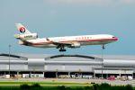 まいけるさんが、スワンナプーム国際空港で撮影した中国貨運航空 MD-11Fの航空フォト(写真)