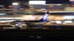 ふじいあきらさんが、伊丹空港で撮影したANAウイングス 737-54Kの航空フォト(飛行機 写真・画像)