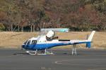 mogusaenさんが、調布飛行場で撮影した東邦航空 AS350B3 Ecureuilの航空フォト(写真)
