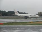 ヒロリンさんが、成田国際空港で撮影したジェット・アジア・エアウェイズ 767-233/ERの航空フォト(写真)