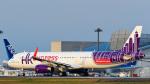 パンダさんが、成田国際空港で撮影した香港エクスプレス A321-231の航空フォト(写真)