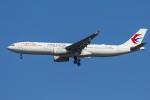 mameshibaさんが、成田国際空港で撮影した中国東方航空 A330-343Xの航空フォト(写真)