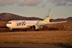 Dojalanaさんが、函館空港で撮影したAIR DO 767-33A/ERの航空フォト(写真)
