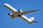 ちゃぽんさんが、成田国際空港で撮影した日本航空 787-9の航空フォト(飛行機 写真・画像)