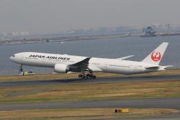 みるぽんたさんが、羽田空港で撮影した日本航空 777-346/ERの航空フォト(飛行機 写真・画像)
