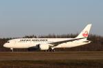 ATOMさんが、帯広空港で撮影した日本航空 787-8 Dreamlinerの航空フォト(写真)