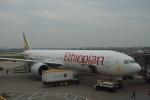 JA8037さんが、広州白雲国際空港で撮影したエチオピア航空 777-360/ERの航空フォト(写真)