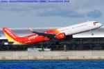 Chofu Spotter Ariaさんが、関西国際空港で撮影したベトジェットエア A321-271Nの航空フォト(写真)