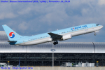 Chofu Spotter Ariaさんが、関西国際空港で撮影した大韓航空 737-9B5の航空フォト(写真)