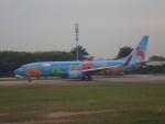 JA8037さんが、広州白雲国際空港で撮影した深圳航空 737-87Lの航空フォト(写真)