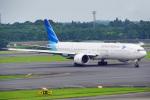 ちゃぽんさんが、成田国際空港で撮影したガルーダ・インドネシア航空 777-3U3/ERの航空フォト(写真)