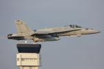 おぺちゃんさんが、新田原基地で撮影したアメリカ海兵隊 F/A-18C Hornetの航空フォト(写真)