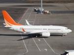 SK51Aさんが、羽田空港で撮影したハンワ・ケミカル 737-7HF BBJの航空フォト(写真)